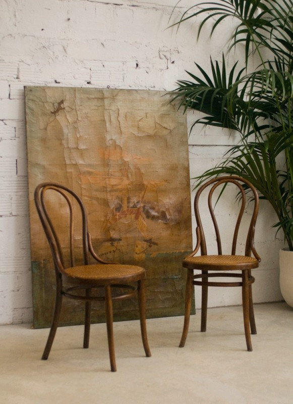 chaises bistrot thonet cheap chaise bistrot thonet vintage maison simone nantes with chaises. Black Bedroom Furniture Sets. Home Design Ideas