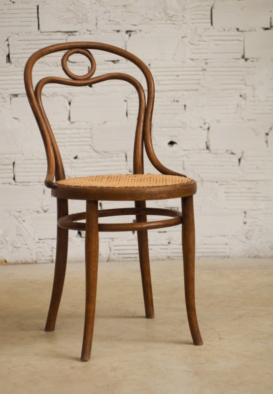 thonet chairs vintage chairs bistro chairs retro