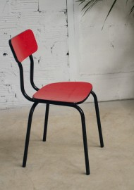 Chaise bistrot vintage, 50-60s