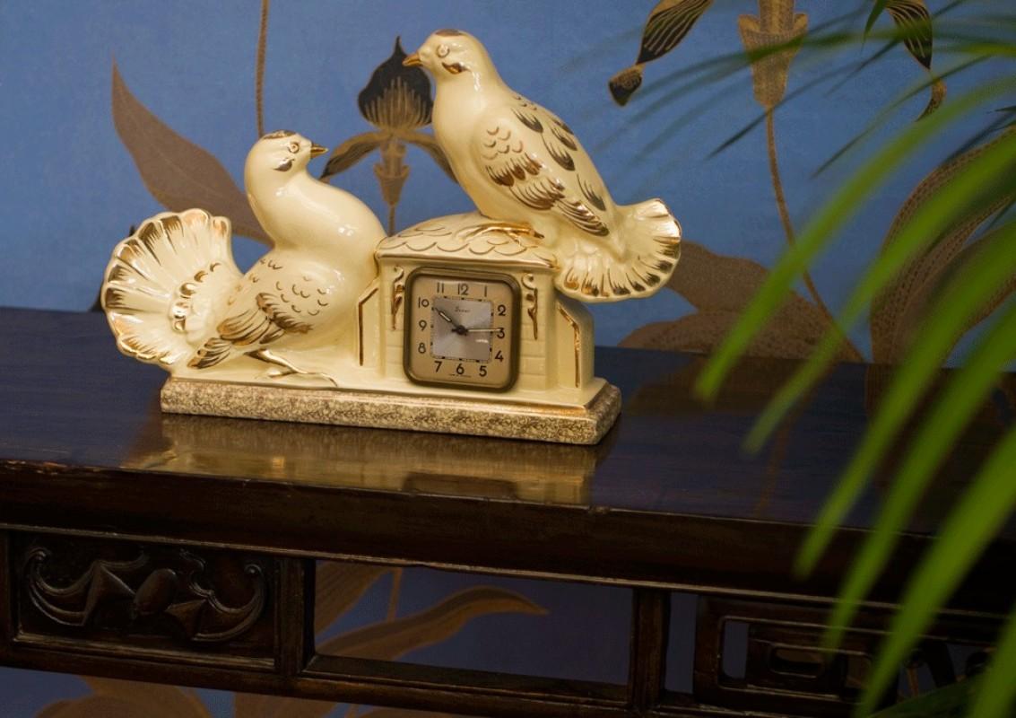 ÉmailléeColombesAnnées HorlogeCheminéeAncienneVintageScoutObjet DécoCéramique 501950 501950 DécoCéramique ÉmailléeColombesAnnées DécoCéramique HorlogeCheminéeAncienneVintageScoutObjet HorlogeCheminéeAncienneVintageScoutObjet Y7gf6vby
