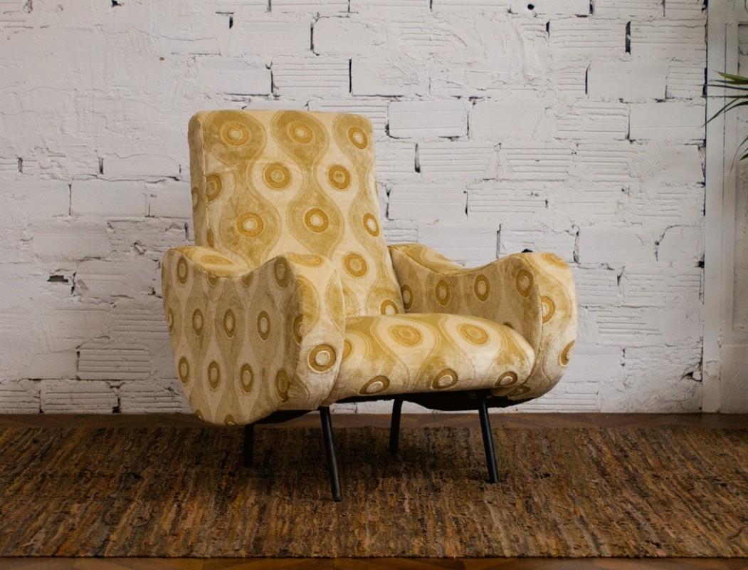 Fauteuil vintage ann es 50 meubles 1950 fauteuil des - Meubles des annees 50 ...