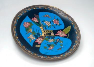 Decorative Plate, Second Empire