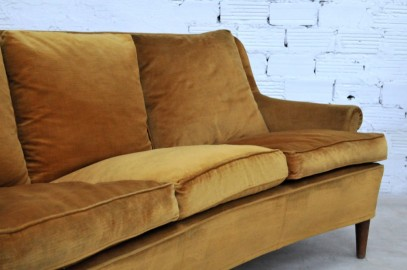 50's Rounded Sofa