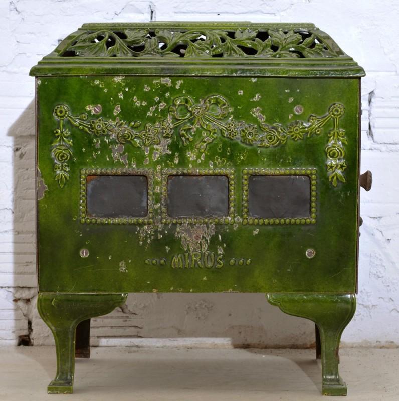 po le bois mirus ancien vintage maill. Black Bedroom Furniture Sets. Home Design Ideas