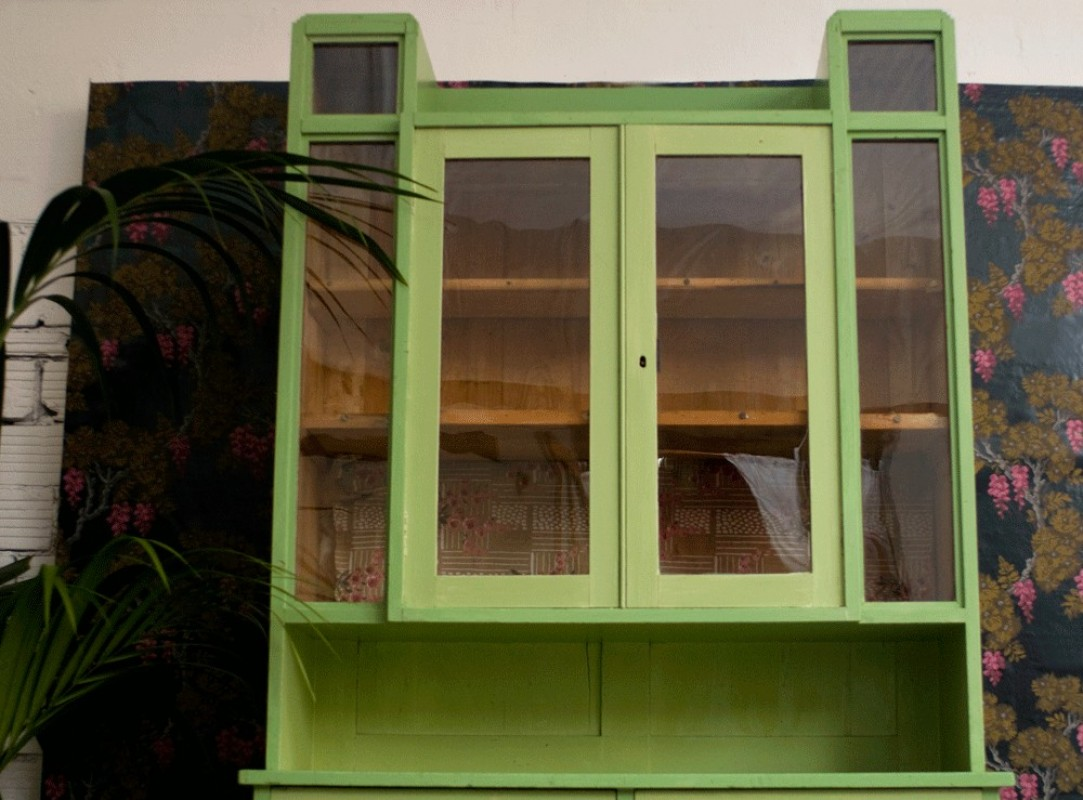 Buffet Dresser Sideboard Art Deco Vintage Retro