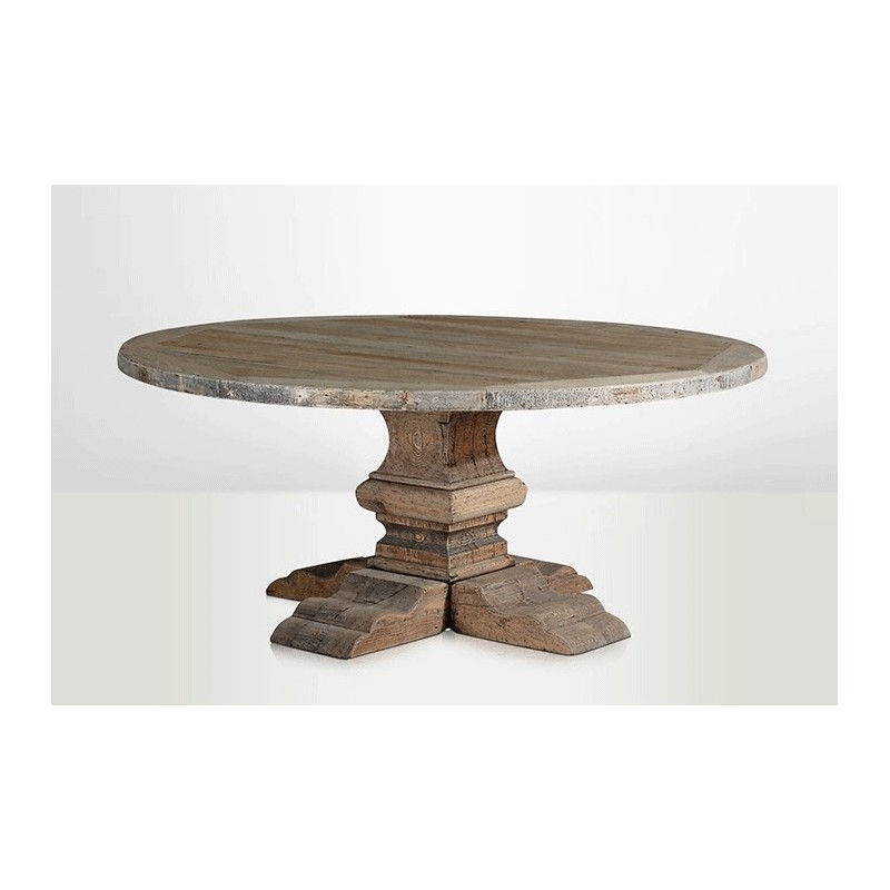 pied pour table ronde table jardin ronde en marbre with. Black Bedroom Furniture Sets. Home Design Ideas