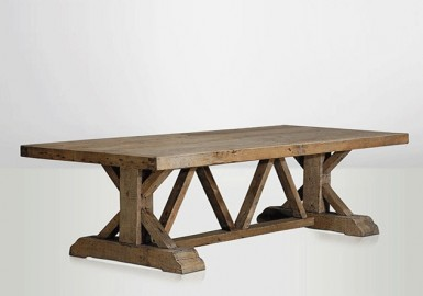 "Farmhouse Table ""Aix-en-Provence"""