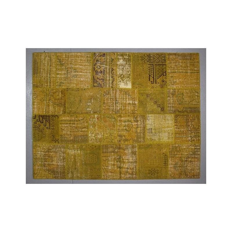 Vintage carpet vintage rug vintage patchwork rug vintage carpet turkish maroc Tapis vintage patchwork