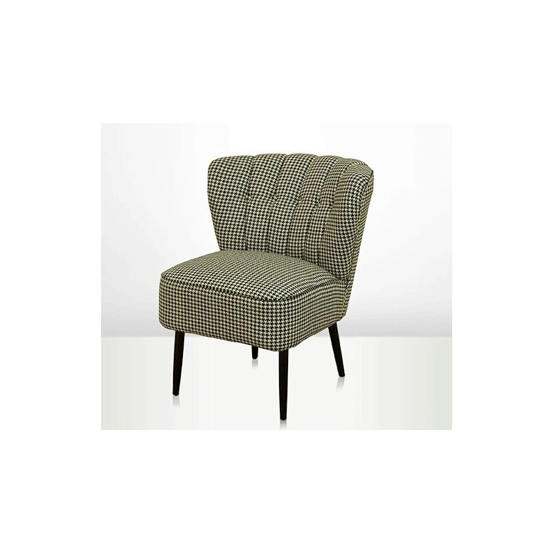 Fauteuil chauffeuse coco twiggy petit fauteuil for Fauteuil chauffeuse