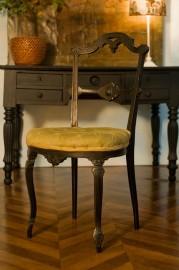 Petite chaise NIII vert tilleul