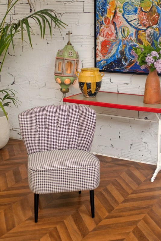 Vintage Vintage Armchair Living Room Armchairs 50 39 S 1950