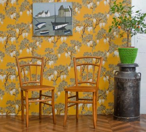 Chaises bistrot Luterma, 30s