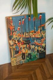 Lithographie Desnoyer 1960