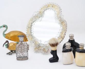 Petit miroir 1950 -  VENDU