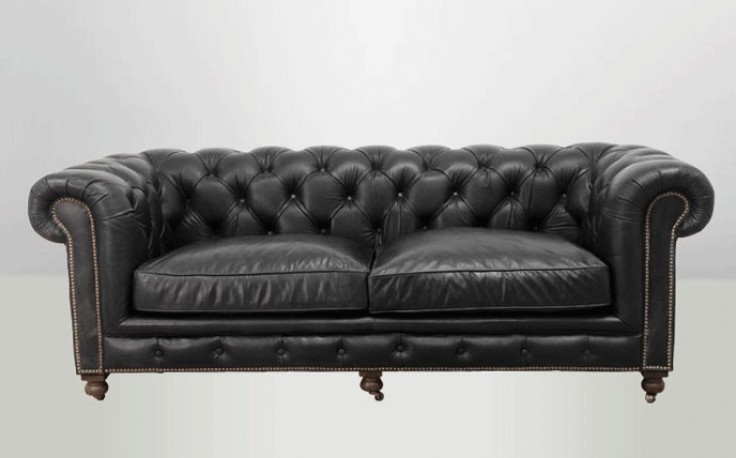 Chesterfield Sofa Kensington Upholstered Vintage