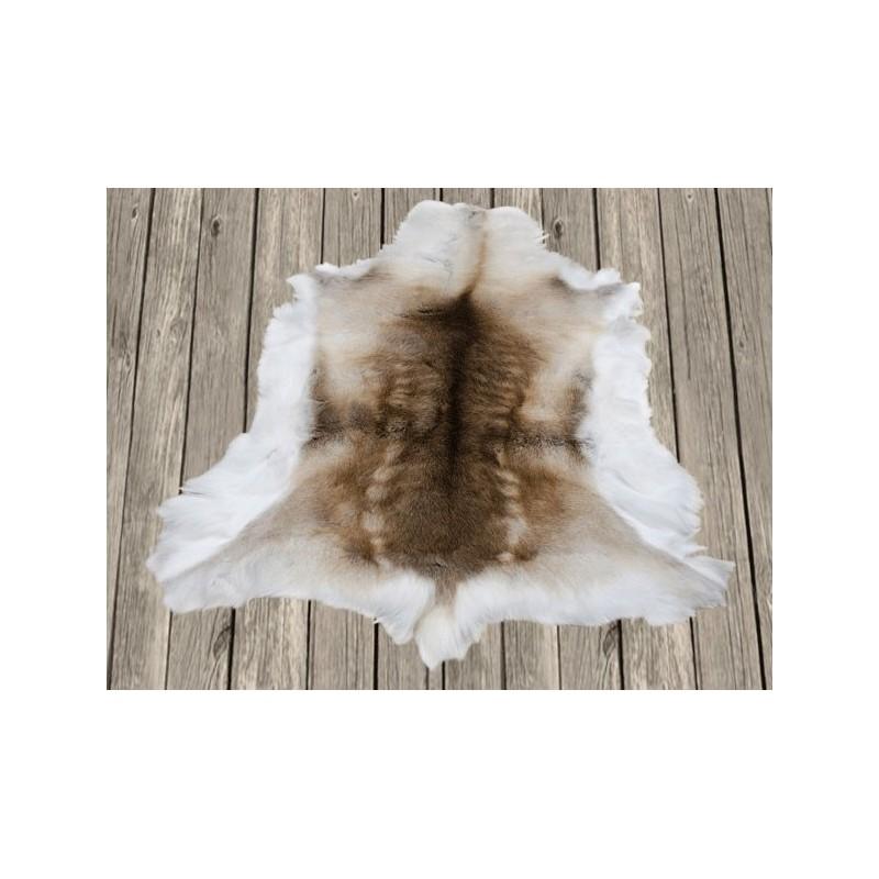 peau de rennes tapis peau de rennes peau de b te douce. Black Bedroom Furniture Sets. Home Design Ideas