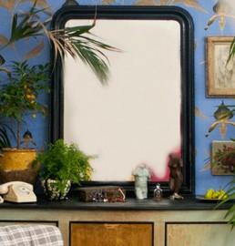 Grand miroir Napoléon III - VENDU