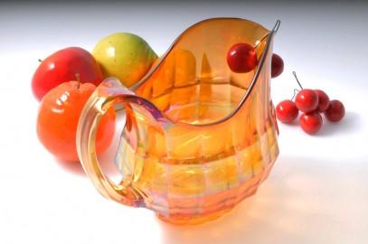 Carafe à eau multifacettes