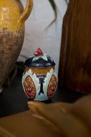 Art Nouveau Style Pot, 30s