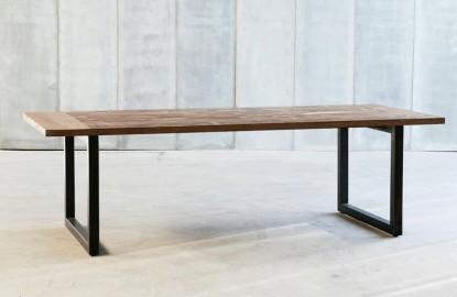 Table de repas en Teck Arty 250cm