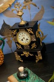 Napoleon III Clock