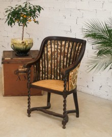 Louisiane Chair, early XXth