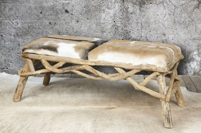 Driftwood Bench, Roucoulade