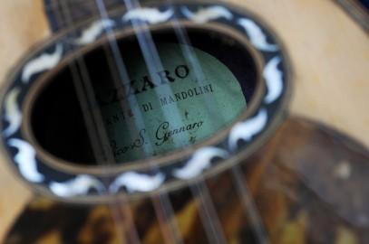 Vintage Mandolin from Lazzaro, Napoli - SOLD