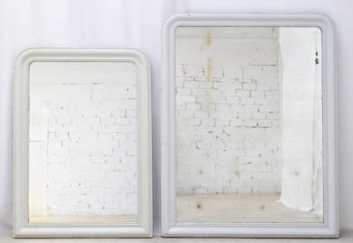 Two high mirrors, 1920 - SOLD
