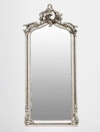 "Silver ""Abondance"" Mirror"