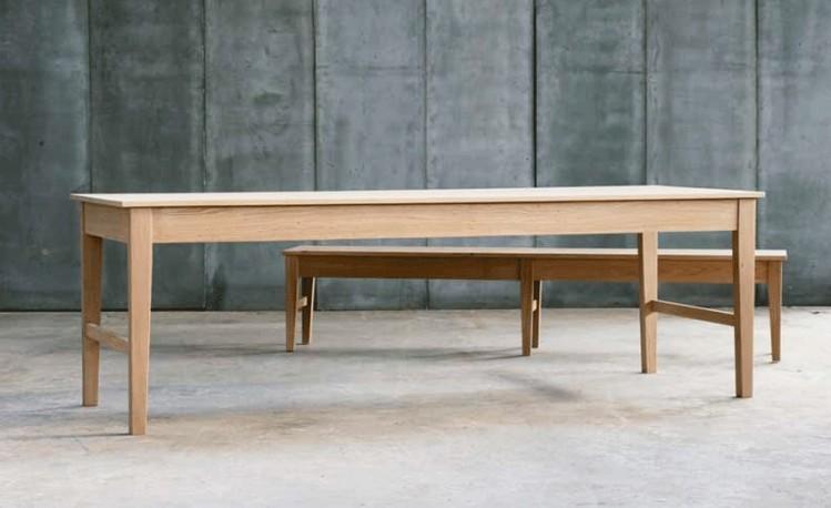 Table Sur Mesure En Bois - Table Cuisine Sur Mesure Maison Design Sphena com