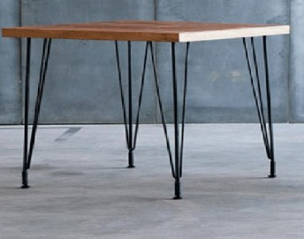 "Table ""Spoutnik"" sur mesure"