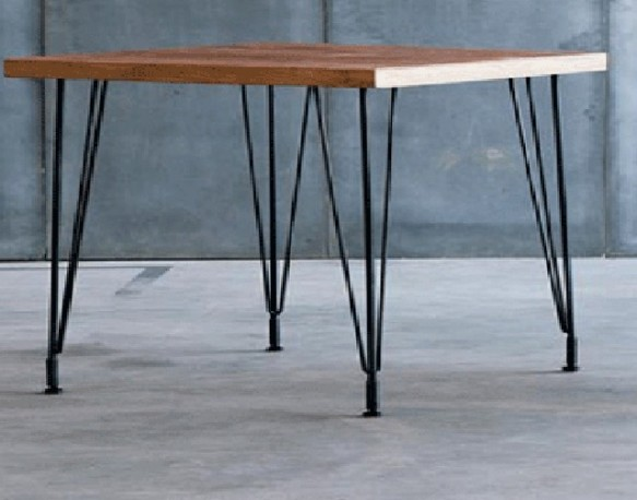 """Table """"Spoutnik"""" sur mesure"""