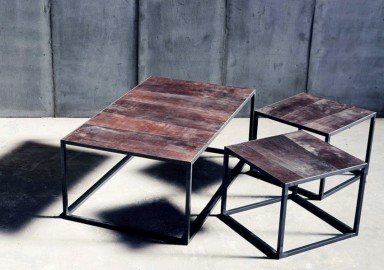 "Table basse ""Dynastie"""
