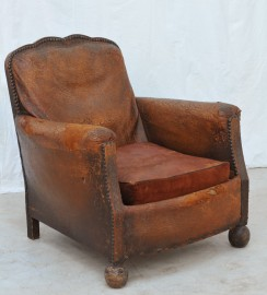 Fauteuil club 1930