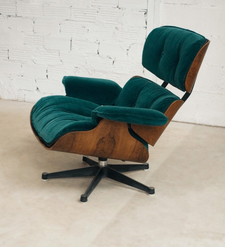 lounge chair eames charles ray eames charles eames. Black Bedroom Furniture Sets. Home Design Ideas