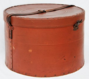 Boite à chapeaux 1930 - VENDUE