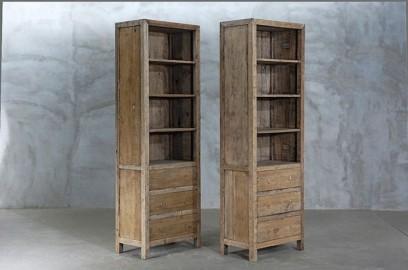 Forest Shelf, Raw Style