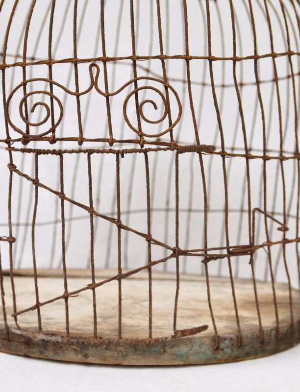 Bird cage for Petite cage a oiseaux decorative
