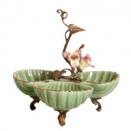 Bowl, Porcelain Orchic