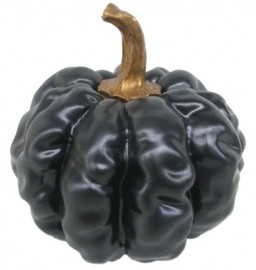 Black Pumpkin, Porcelain