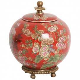 Ceramic Round Pot