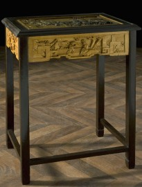 Ancient Chinese side table 1920