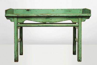 Table ou bureau laqué