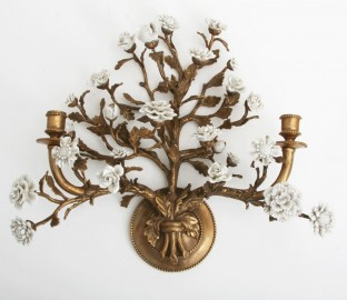 "Wall Sconce ""Blossom"""