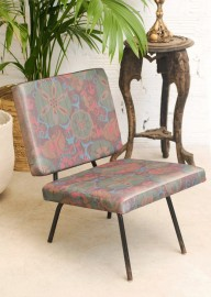 """Lounge Chair 50s """"Stainglass"""""""