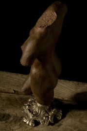 Sculpture, buste féminin - VENDUE