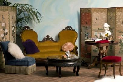 Sienne sur Ciel : une déco salon à l'empreinte italienne