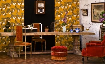L'Heure du Goûter : style années 50 et table de ferme conviviale