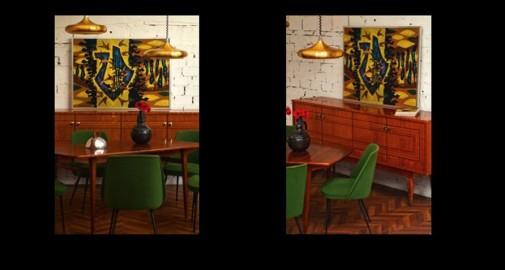 50's Dining room